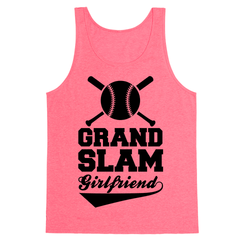 Grand Slam Girlfriend Tank Top