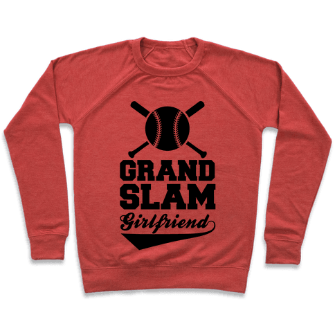 Grand Slam Girlfriend Pullover