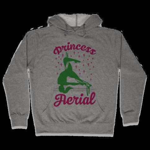 Princess Aerial Hooded Sweatshirt