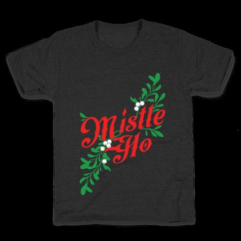 Mistle Ho Kids T-Shirt