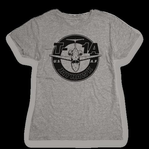 T-1A Jayhawk Womens T-Shirt