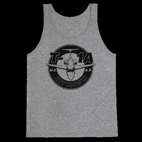 T-1A Jayhawk Tank Top