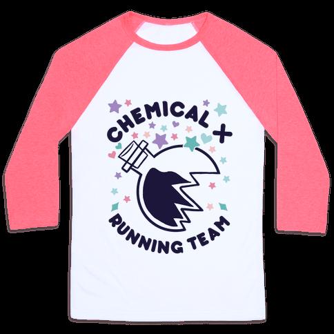 Chemical X Running Team