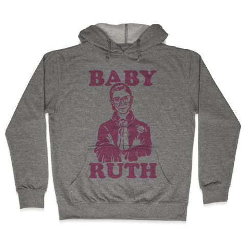 Baby Ruth Hooded Sweatshirt