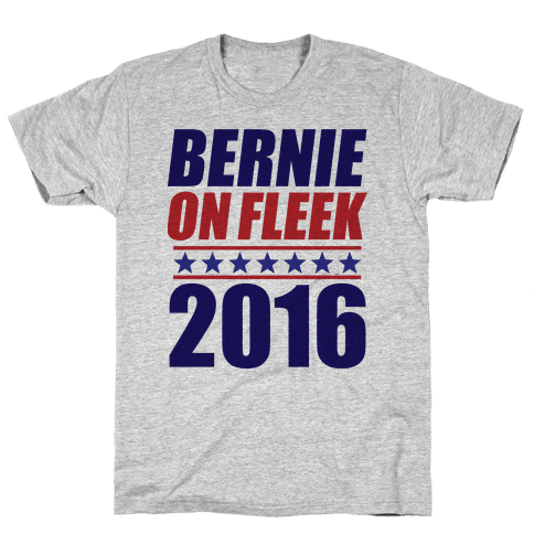 Bernie on Fleek Mens T-Shirt