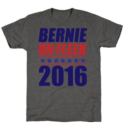 Bernie on Fleek T-Shirt