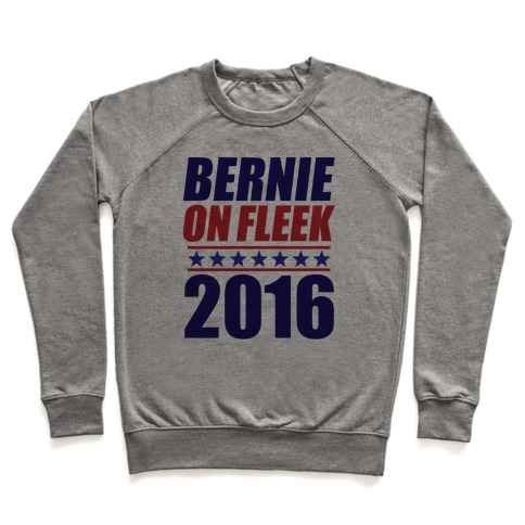 Bernie on Fleek Pullover