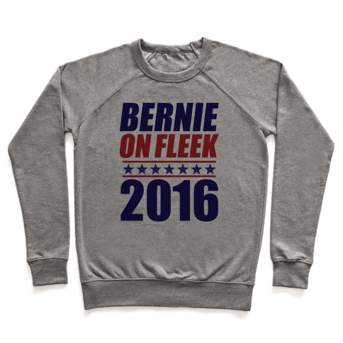 Bernie on Fleek