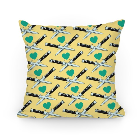 Switchblade Pillow Pillow
