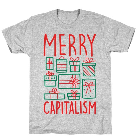 Merry Capitalism T-Shirt