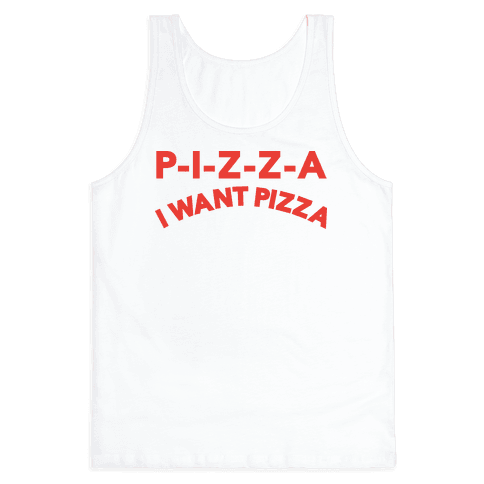OLSEN PIZZA Tank Top