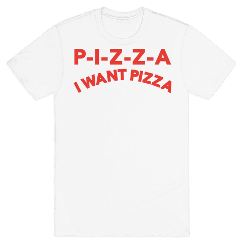OLSEN PIZZA Mens T-Shirt
