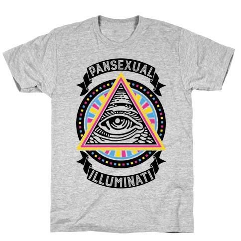 Pansexual Illuminati T-Shirt