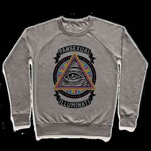 Pansexual Illuminati Pullover