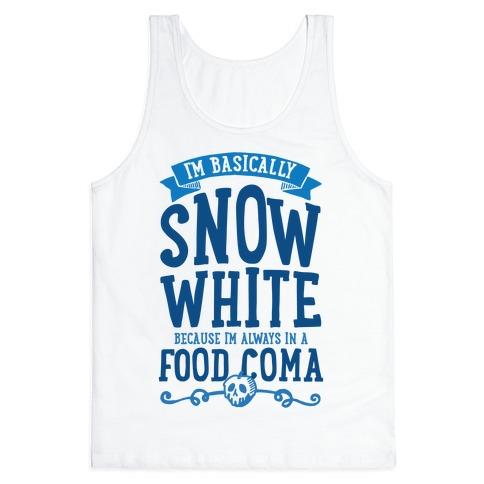 I'm Basically Snow White Tank Top