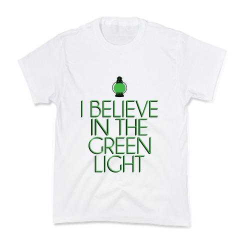 Green Light Kids T-Shirt
