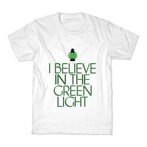 Green Light Kids T-Shirt
