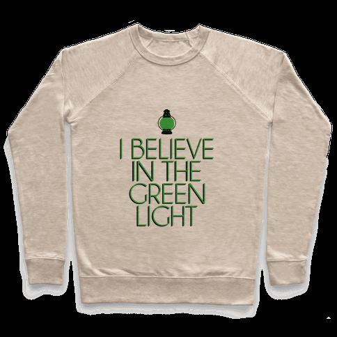 Green Light Pullover