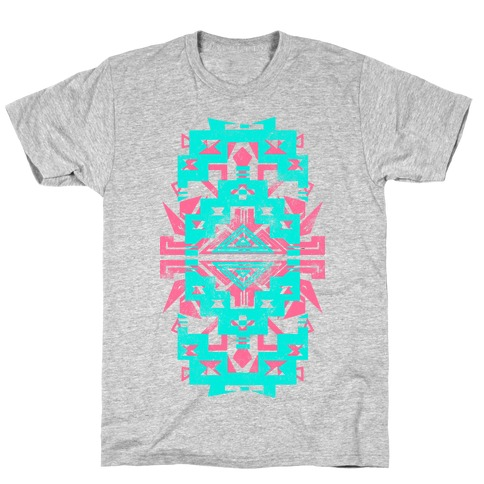 Aztec Love (Tank) T-Shirt