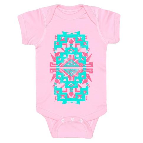 Aztec Love (Tank) Baby Onesy