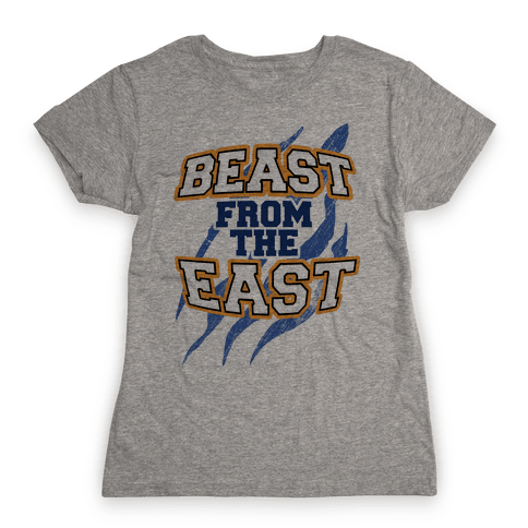 Beast from the East Womens T-Shirt