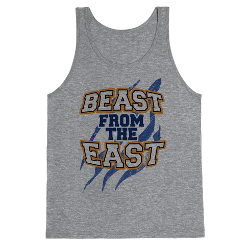 Beast from the East Tank Top