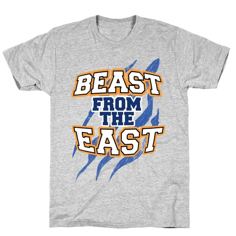 Beast from the East Mens T-Shirt