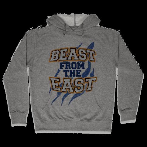 Beast from the East Hooded Sweatshirt