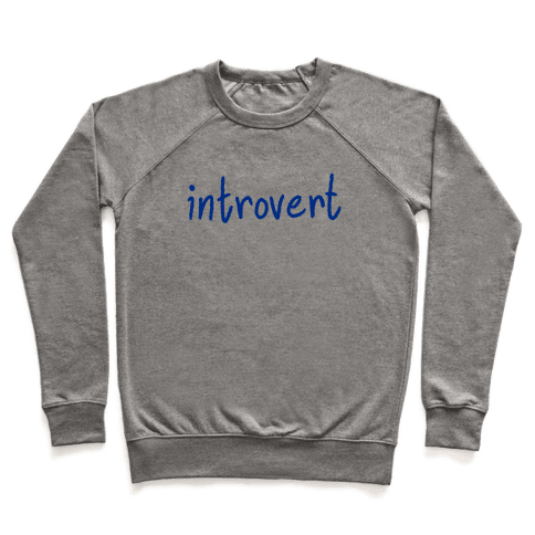 Introvert Pullover