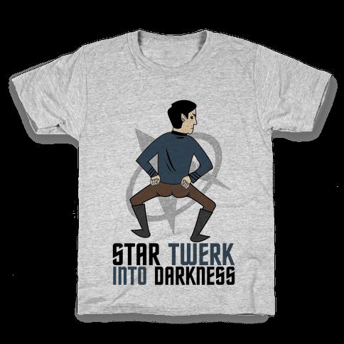 Star Twerk Kids T-Shirt
