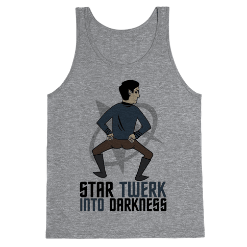 Star Twerk Tank Top
