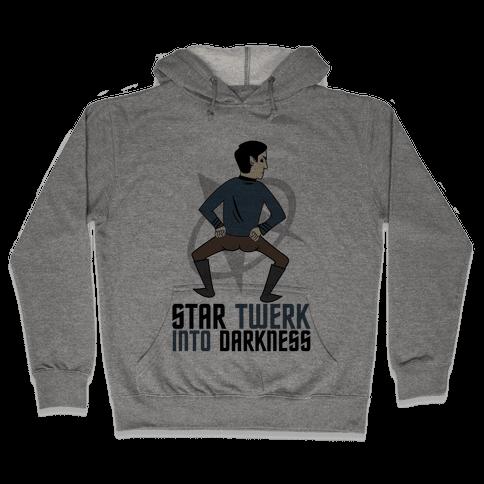 Star Twerk Hooded Sweatshirt