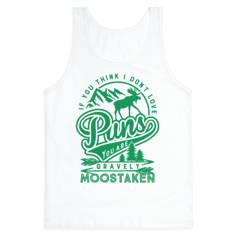 Gravely Moostaken Tank Top