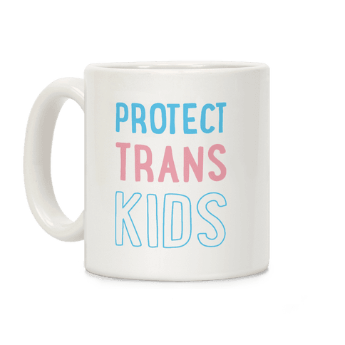 Protect Trans Kids Coffee Mug