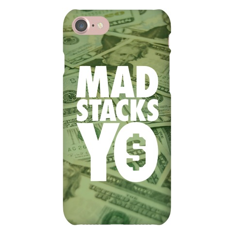Mad Stacks Yo Phone Case
