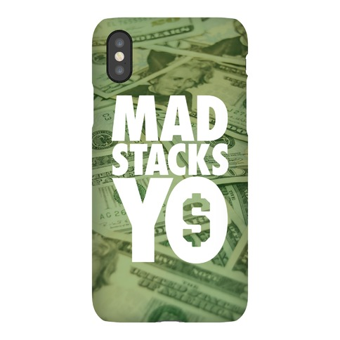 Mad Stacks Yo Phone Case