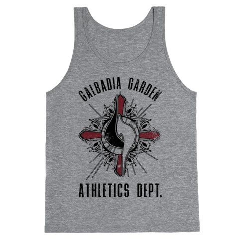Galbadia Garden Athletics Department Tank Top