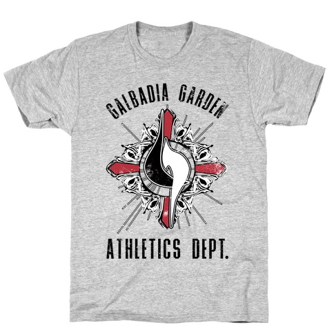 Galbadia Garden Athletics Department Mens T-Shirt
