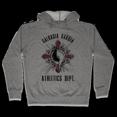 Galbadia Garden Athletics Department Hooded Sweatshirt