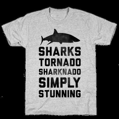 Sharknado, Simply Stunning Mens T-Shirt