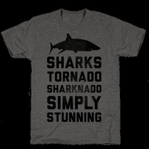 Sharknado, Simply Stunning