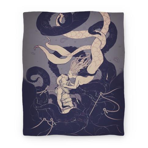 Dead Diver Blanket