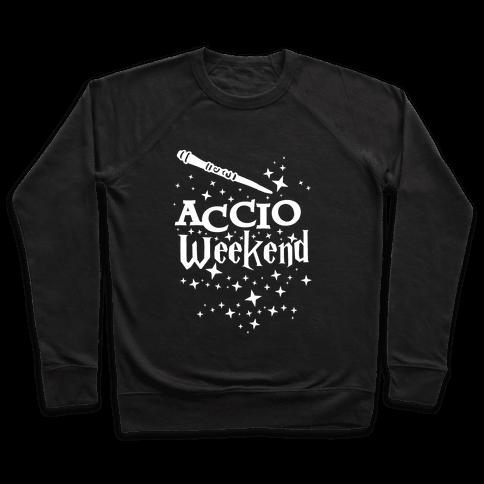 Accio Weekend! Pullover