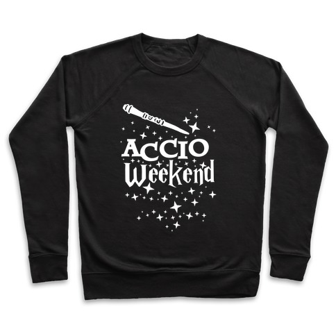 Accio Weekend! Pullover