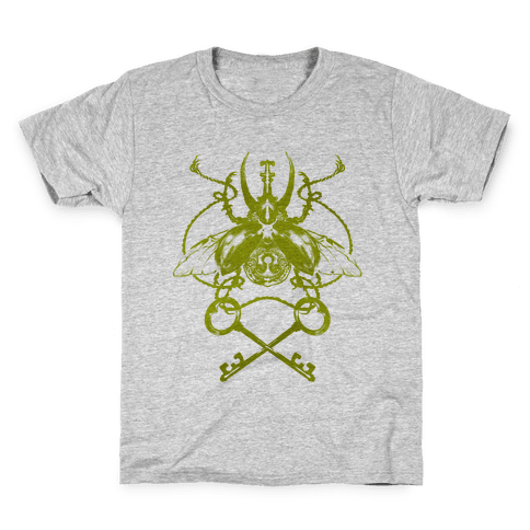 Vintage Beetle Kids T-Shirt