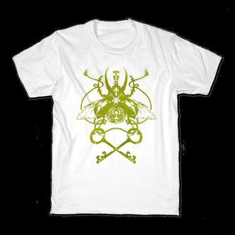 Vintage Beetle Kids T-Shirt