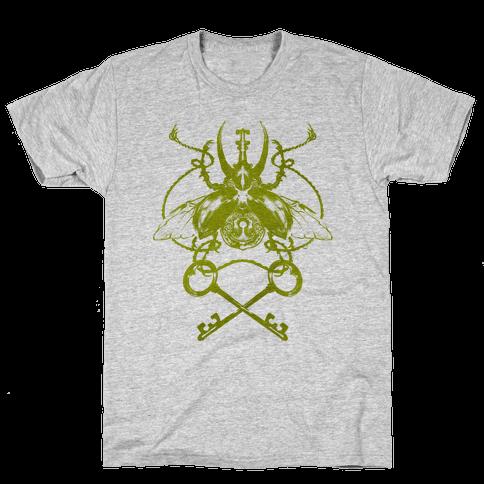 Vintage Beetle Mens T-Shirt