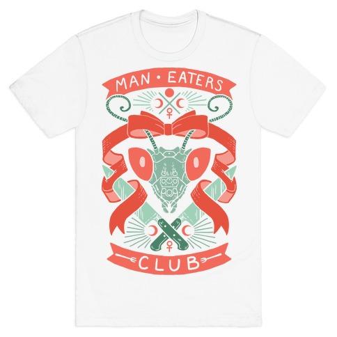 Praying Mantis T Shirts Lookhuman