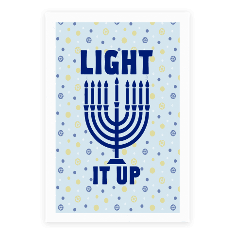 Light It Up Poster