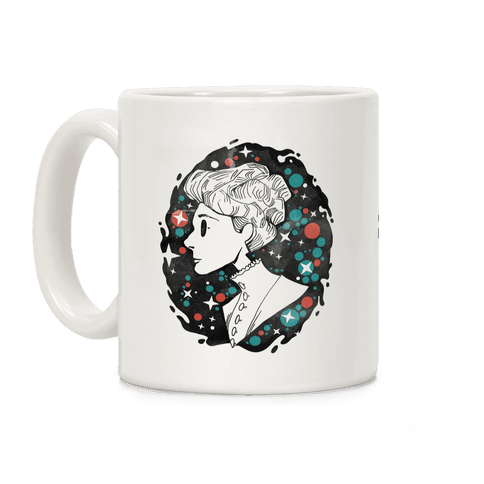 Portrait of Annie Jump Cannon Coffee Mug